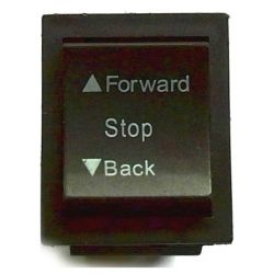 Switch - 3way (forward/stop/back)