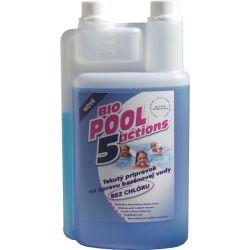 BioPool 5 Tratament lichid pentru piscină fără clor