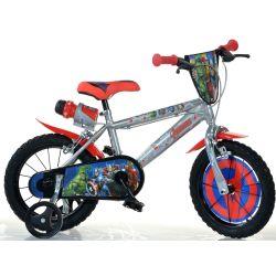 """Bicicletă pentru copii Dino - 16 """"416UAV2 Avengers"""
