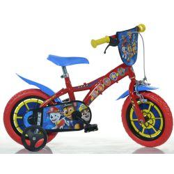 """Bicicletă pentru copii - 12"""" Dino 612LPW  Paw Patrol"""