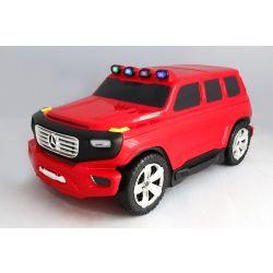 Mașinuță tip troller pentru copii Mercedes-Benz  Ener-G-Force roșu