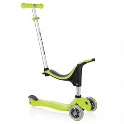 Scooter Globber GO-UP Sports Lime Green