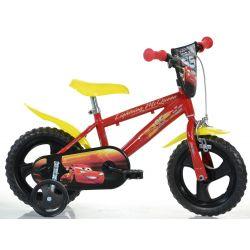 """Bicicletă pentru copii Dino 412ULCS3 12""""Cars 3"""