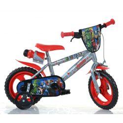 "Biciclete DINO - biciclete copii 12 ""412UL2 - Avengers2 2018"