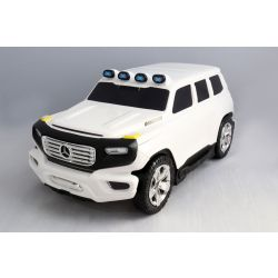 Mașinuță tip troller pentru copii Mercedes-Benz  Ener-G-Force alb